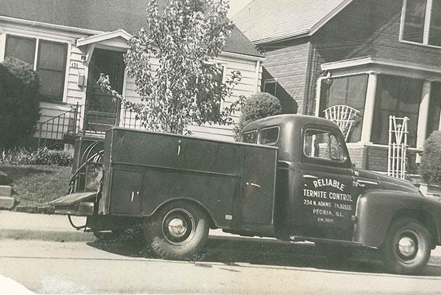 Reliable Termite Truck